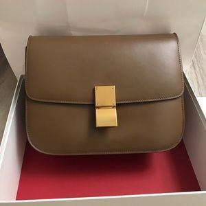 Celine classic box medium